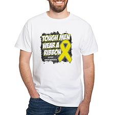 Bladder Cancer Tough Men Shirt