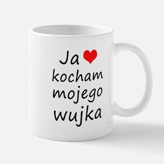 I love MY Uncle (Polish) Mug