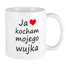 I love MY Uncle (Polish) Mug