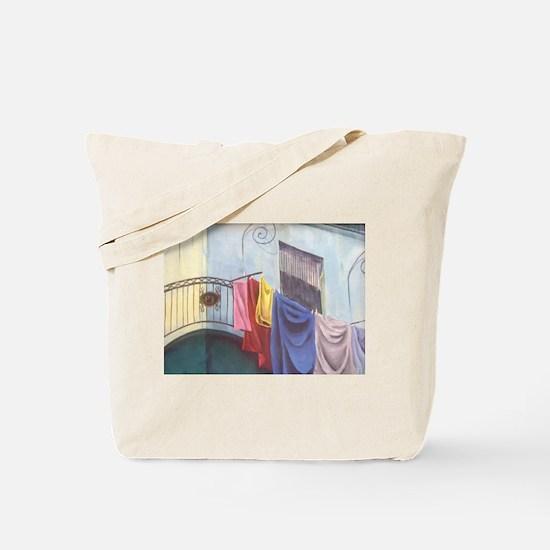 Old Havana Tote Bag