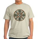 Turquoise Copper Dreamcatcher Light T-Shirt