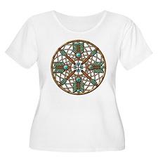 Turquoise Copper Dreamcatcher T-Shirt