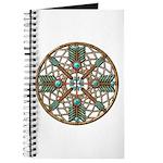 Turquoise Copper Dreamcatcher Journal