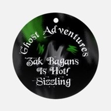 Ghost Adventures Ornament (Round)