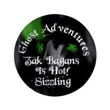 """Ghost Adventures 3.5"""" Button (100 pack)"""