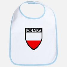 Poland (POLSKA) Patch Bib