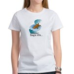 Dog's Life Women's T-Shirt