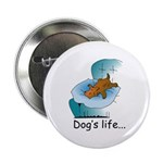 Dog's Life Button