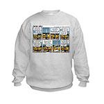 2L0056 - A quick decision Kids Sweatshirt