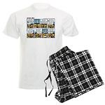 2L0056 - A quick decision Men's Light Pajamas