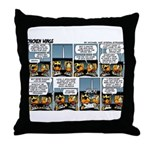 2L0056 - A quick decision Throw Pillow