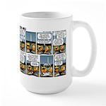 2L0056 - A quick decision Large Mug