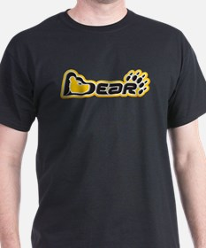 Bear Type T-Shirt
