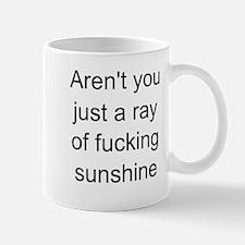 ray of sunshine Small Small Mug