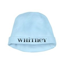 Whitney Carved Metal baby hat
