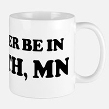 Rather be in Duluth Mug