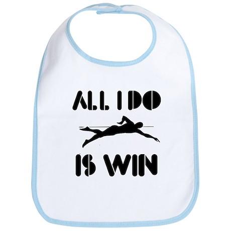 All I do is Win Swim Bib