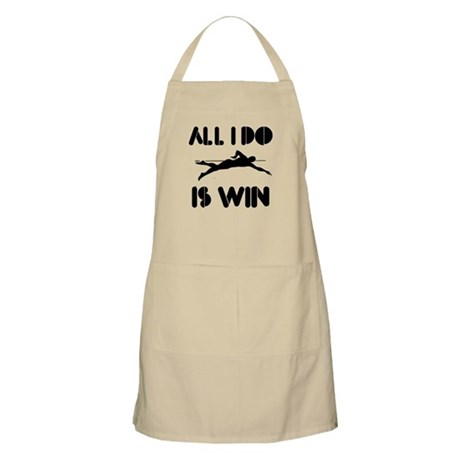 All I do is Win Swim Apron