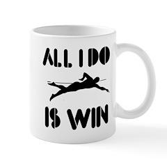 All I do is Win Swim Mug