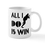 All I do is Win Sumo Mug