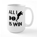 All I do is Win Sumo Large Mug
