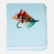 """""""Fly 2"""" baby blanket"""