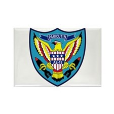 Air Carrier Wing Rectangle Magnet (100 pack)