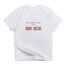 hater nation Infant T-Shirt
