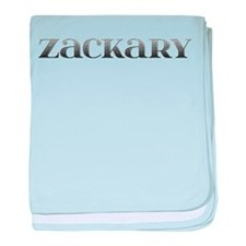 Zackary Carved Metal baby blanket