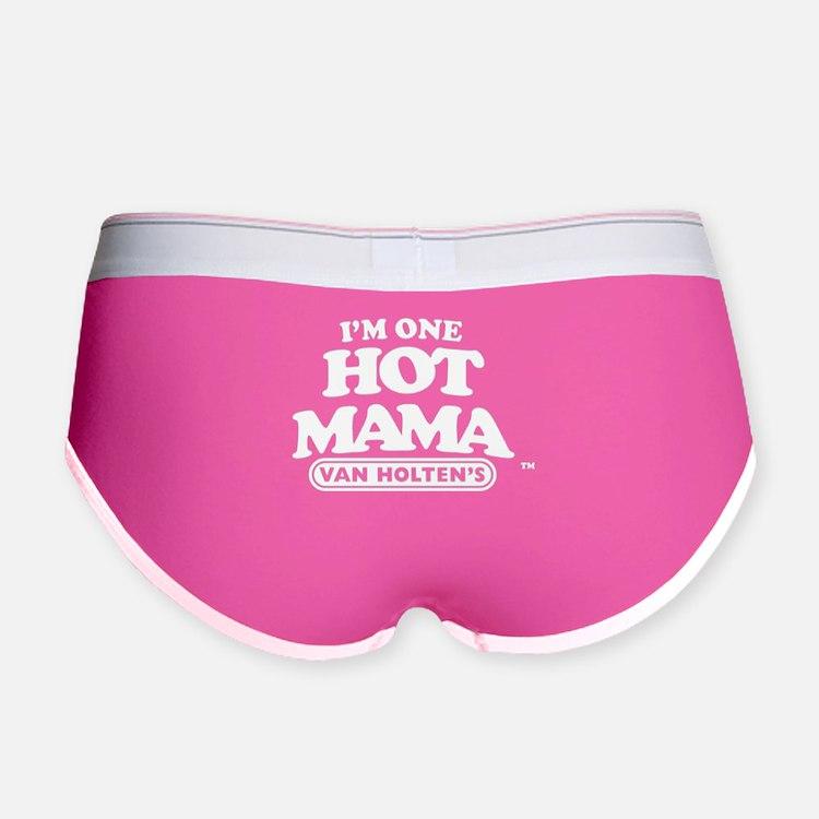 Hot Mama Women's Boy Brief