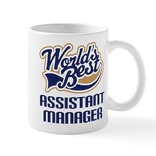 Assistant Manager Gift Mug