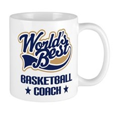 Basketball Coach Gift Mug