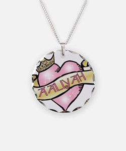 Sweetheart Aaliyah Custom Pri Necklace