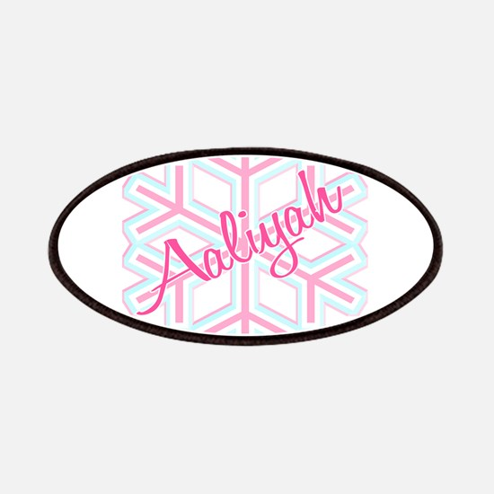 Snowflake Aaliyah Patches