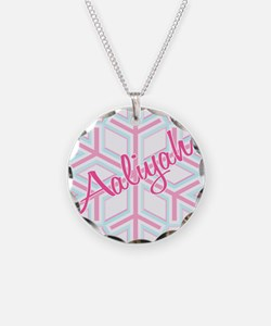 Snowflake Aaliyah Necklace
