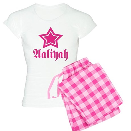 Star Aaliyah! Women's Light Pajamas