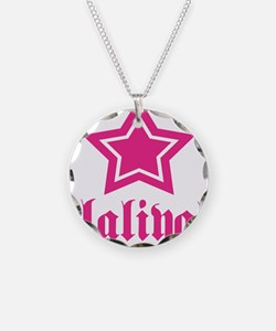 Star Aaliyah! Necklace