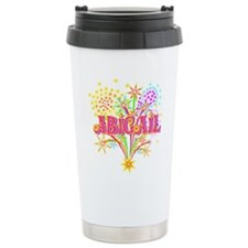 Sparkle Celebration Abigail Travel Mug