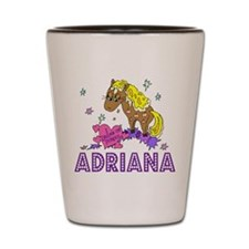 I Dream Of Ponies Adriana Shot Glass
