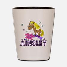 I Dream Of Ponies Ainsley Shot Glass