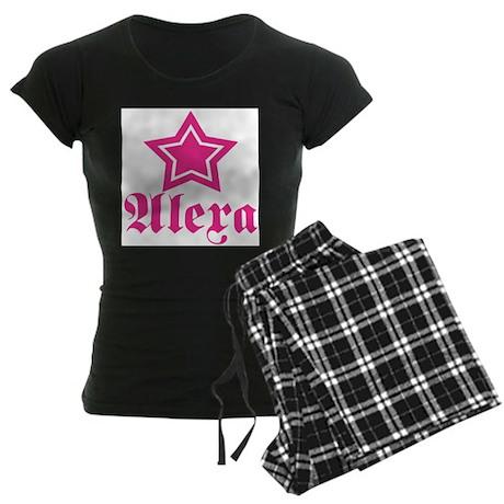 Star Alexa! Women's Dark Pajamas
