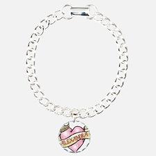 Sweetheart Alexandra Custom P Bracelet