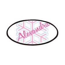 Snowflake Alexandra Patches