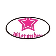 Star Alexandra! Patches