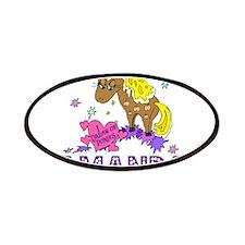 I Dream Of Ponies Amanda Patches