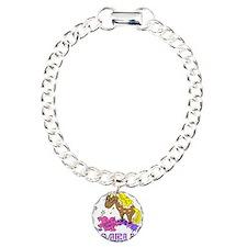 I Dream Of Ponies Amelia Charm Bracelet, One Charm