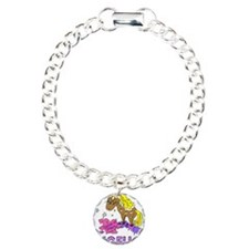I Dream Of Ponies Angelica Charm Bracelet, One Cha