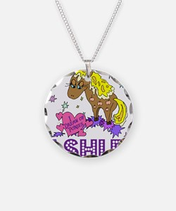 I Dream Of Ponies Ashlee Necklace