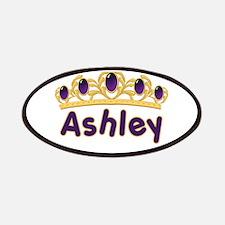 Princess Tiara Ashley Persona Patches