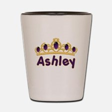 Princess Tiara Ashley Persona Shot Glass